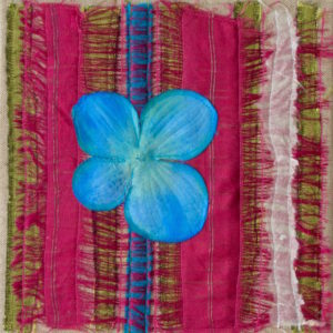 Earth Suite: Blue Flower, 2016
