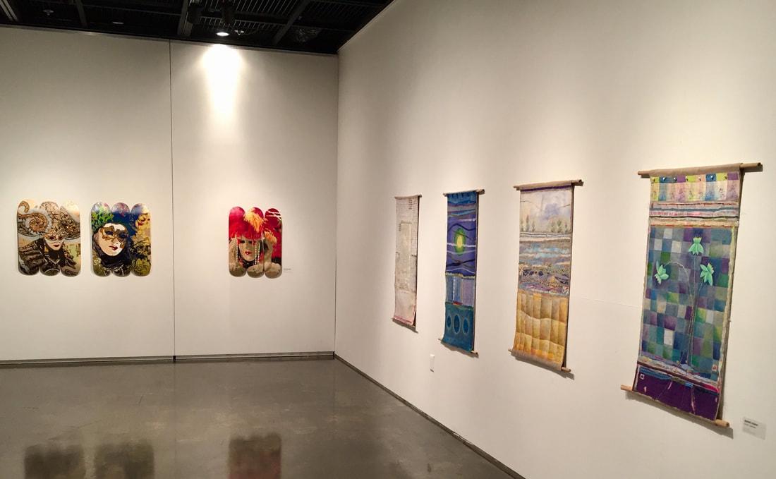 International Art Exchange Show Korea-USA, 2016